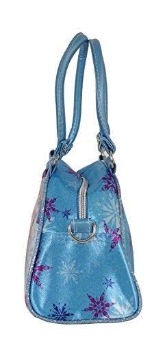 Die Eiskönigin - Tartan Bowling Handtasche (Karactermania 30598)