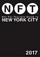 The Not For Tourists Guide to New York City is a map-based, neighborhood-by-neighborhood dream guide designed to lighten the load of already street-savvy New Yorkers, commuters, business travelers, and yes, tourists too. Each map is marked wi...