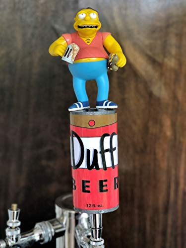 Simpsons, Barney Gumble Tap Handle, Hand Made