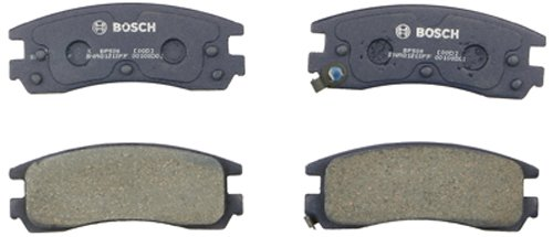 - Bosch BP508 QuietCast Premium Semi-Metallic Disc Brake Pad Set For Select Buick LeSabre, Park Avenue; Cadillac Eldorado; Chevrolet Lumina; Oldsmobile Aurora; Pontiac Bonneville; Saturn + More; Rear