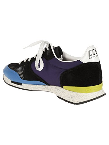 Golden Goose Sneakers Donna G30WS593N8 Tessuto Multicolor