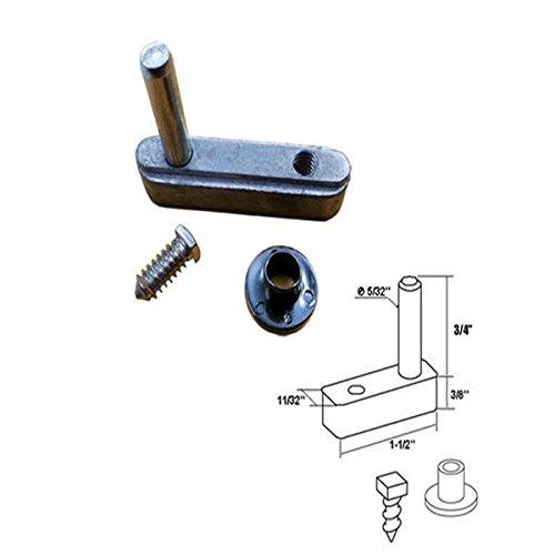 pivot block with 3 4 pin for framed swing shower door shower door