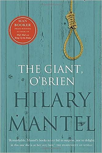 The Giant, O'Brien: Mantel, Hilary: 9780385680332: Amazon.com: Books