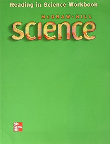 Reading In Science Workbook, Grade 2 (McGraw-Hill Science)
