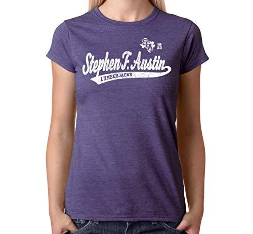 J2 Sport Stephen F. Austin State University Lumberjacks NCAA Old School Junior T-Shirt