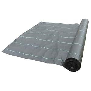 2m x 30m Heavy Duty cubierta de suelo para control de malas hierbas (paisaje tela