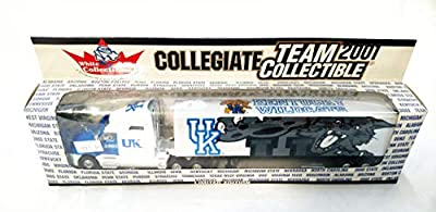 University of Kentucky Wildcats 2001 Limited Edition Die Cast Tractor Trailer
