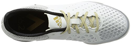 adidas Ace 16.2 Court, Botas de Fútbol para Hombre Azul (Balcri / Nocmét / Dormet)