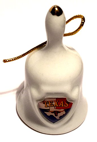 Texas State Collectible Mini Bell Lpco 2 1/8