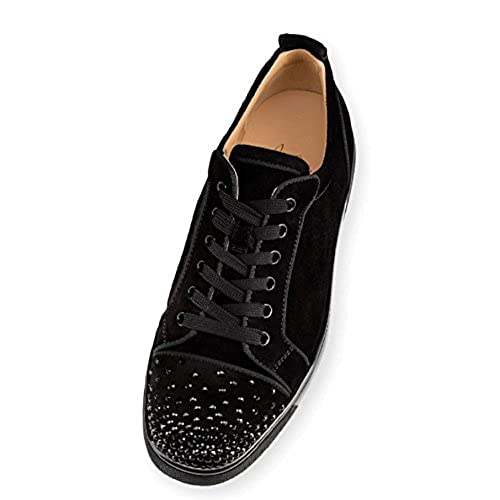 detailed pictures 6b15a f66ae Christian Louboutin Men's shoes black Fashion shoes free ...