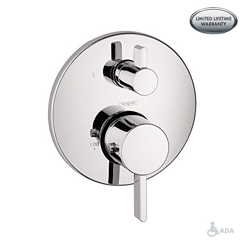 Hansgrohe 04230820 S Thermostatic Trim With Volume Control