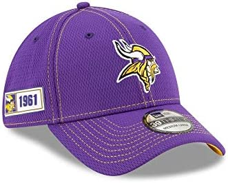 NFL Onfield Sl Rd 39Thirty Cap ~ Minnesota Vikings