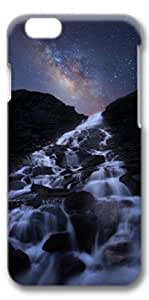 iPhone 6 Case, Personalized Protective Hard 3D Case Cover for New iPhone 6(4.7 inches) - Good Night3