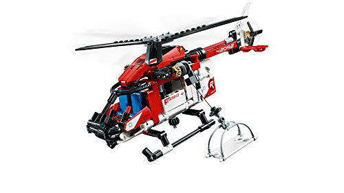 LEGO Technic Rescue Helicopter 42092 Building Kit (325 Pieces)