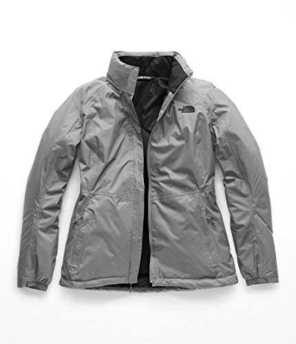 The North Face Women's Resolve Insulated Jacket Mid Grey/Mid Grey X-Large