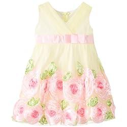 Bonnie Jean Little Girls' Crossover Bonaz Dress
