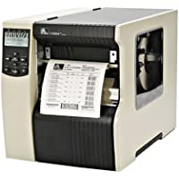 Zebra Technologies 172-801-00200 Series 170XI4 6 DT/TT Tabletop Printer, 203 dpi Resolution, Serial/Parallel/USB 2.0/Internal Zebra Net, 16 MB SDRAM with ZPL II/XML, Rewind with Peel