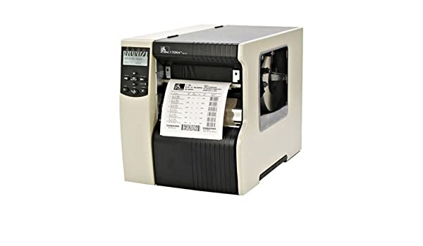 Amazon.com : Zebra 170Xi4 Thermal Label Printer - Monochrome ...
