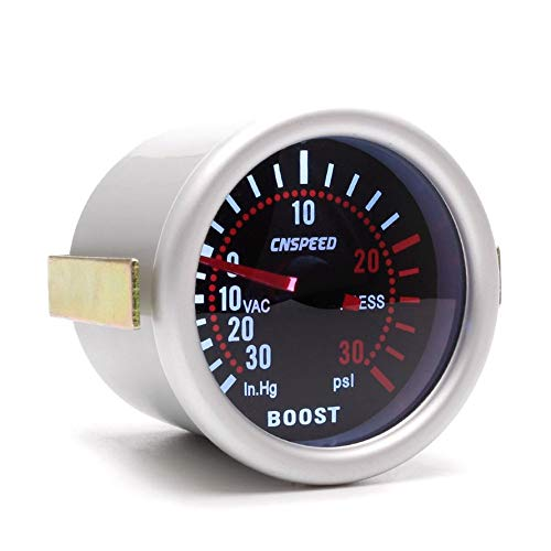HoganeyVan Small 52MM Oil Pressure Turbo Boost Gauge: Amazon.co.uk: Electronics