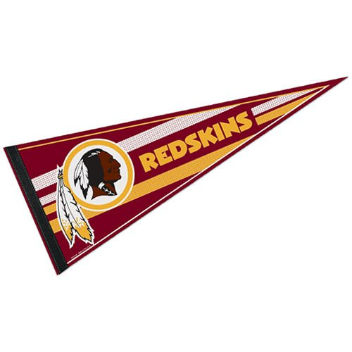 NFL Washington Redskins WCR63788213 Carded Classic Pennant, 12