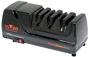 Amazon.com: Chef schoice angleselect afilador de cuchillos ...