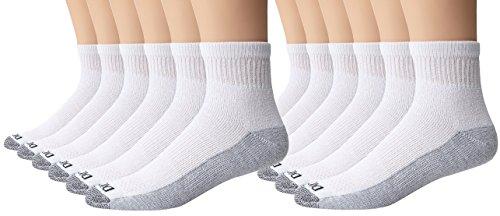 Dickies Dri Tech Comfort Quarter Socks
