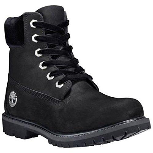 black CA1KHH Boot 6IN F Timberland Premium Boots L Velvet wgTnC6pq
