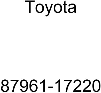 Genuine Toyota 87961-17220 Rear View Mirror Sub Assembly