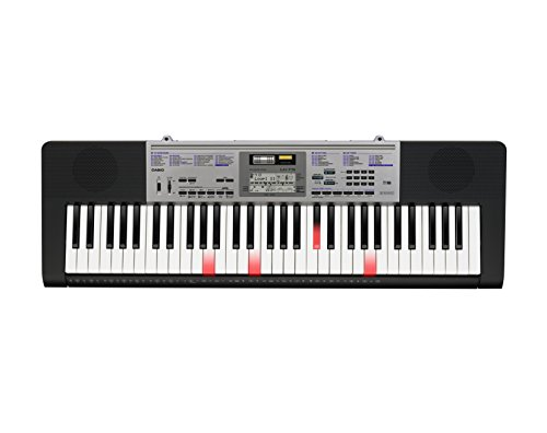 Casio LK175 61-Lighted Key USB Personal Keyboard