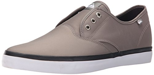 Quiksilver Mens Shorebreak Nylon Shoe Grey/Grey/White