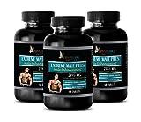 libido Enhancer for Men - Extreme Male Pills 2185 Mg - Extra Strength Formula - maca Extract Enlargement - 3 Bottles 180 Tablets