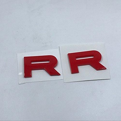 Auto Car Key Logo Emblem Key Chain Key Ring Metal Alloy Red (for Lexus) Chouxifu