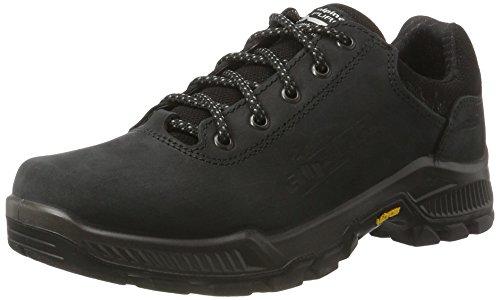 Alpina 680378, Scarpe da Trekking, Uomo, Nero (schwarz), 44 EU