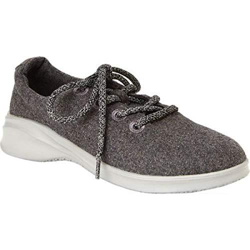 (ジャンブー) Jambu レディース ランニング?ウォーキング シューズ?靴 JSport Crane Wool Sneaker [並行輸入品]