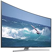 Samsung UN55JS9000FXZA 4k 55 LED TV, Black (Certified Refurbished)