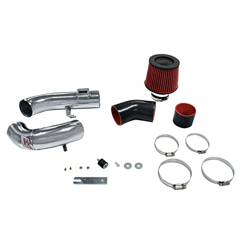 evrolet Chevy Cobalt SS Polished Cold Air Intake System with Filter and Installation Hardware (Chevy Cobalt Intake System)