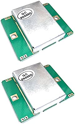 2 unidades de sensor de microondas HB100, módulo de transceptor ...