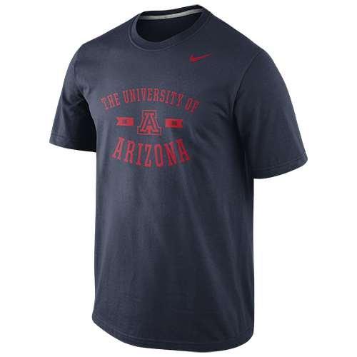 Arizona Wildcats Stamp T-Shirt - Men - M (Nike Arizona Wildcats)