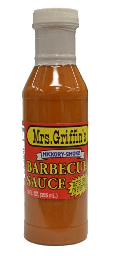 Mrs. Griffin's Barbecue Sauce in Original, Hickory- Smoke an