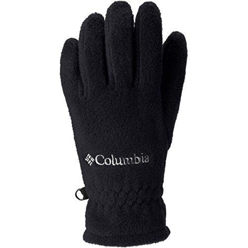Columbia Kids Fast Trek Glove, Black, X-Small