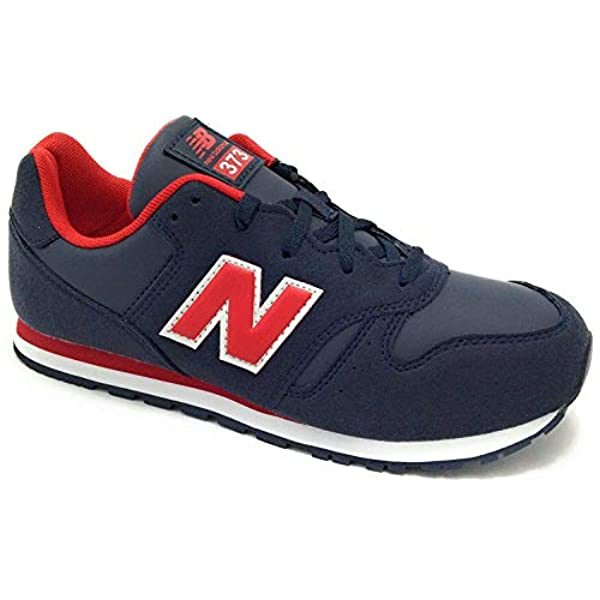 New Balance 373 Navy-Red Shoe