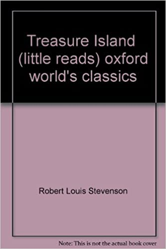 TREASURE ISLAND (LITTLE READS) OXFORD WORLD'S CLASSICS