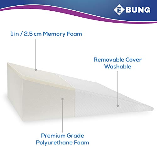 Ebung Bed Wedge Pillow