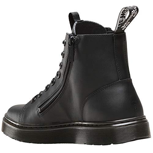 Stivali Martens Softy Talib Black Zip Unisex Dr Leather T 0wPqBP