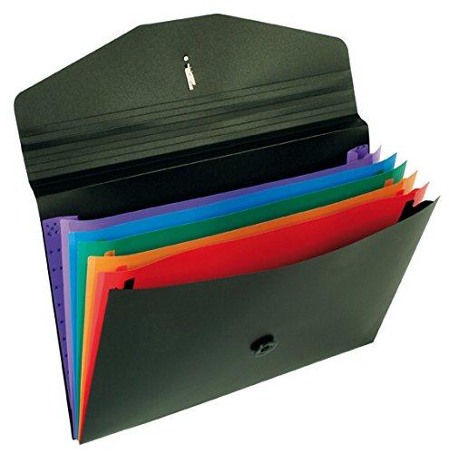 Viquel Umschlag F/ächermappe Rainbow Class