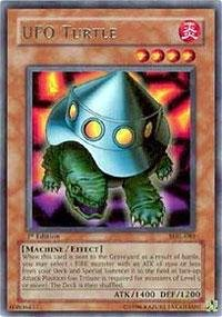Yu-Gi-Oh! - UFO Turtle (MRL-081) - Magic Ruler - 1st Edition - Rare