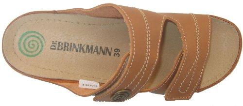 Dr. Brinkmann 700729-2 women clogs & mules Brown KooYT