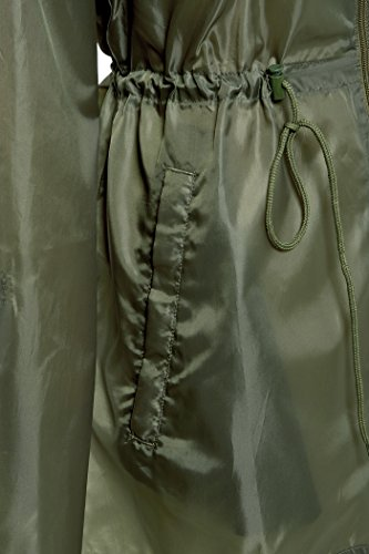 Khaki impermeabile Donna SS7 Donna impermeabile SS7 Giacca Giacca Khaki SS7 7g4AaPqFw