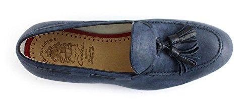 Mocassino Corvari 6545 Blu Taglia 41 - Colore BLU