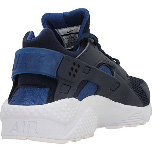104 Nike 318429 Uomo Sportive Scarpe Blu AqWTa6Oqw
